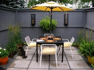 side yard look/idea