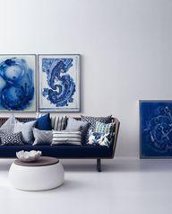 blue & white mediter