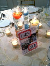 Centerpieces & Table