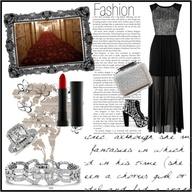 """Maxi dress"" by auduralexandra ❤ liked on Polyvore"