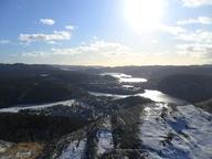 Flekkefjord - panora...