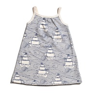 High seas baby dress
