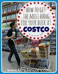 Costco can be your b