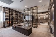 Walk in wardrobes that any woman would love to get dressed in. Exciting new showroom in Sydney by Eggersmann - click here to read more.