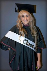 Shannon van Stadens Pasquale Graduation was very emotional and filled with Fun, Laughter and and a few tears.