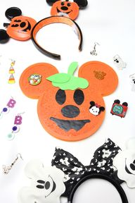 Easy DIY Mickey Pumpkin Pin Board!