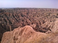South Dakota Badland
