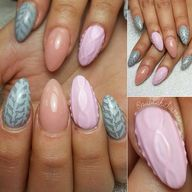 3D nails inspired by