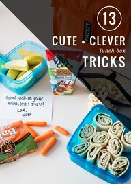 13 Clever Lunch Box