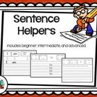 Sentence Helpers are