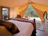 Looking for a little glamping?  13 Spectacular Wilderness Resorts in Montana