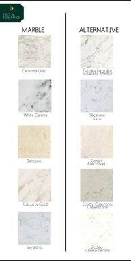Marble Countertops &