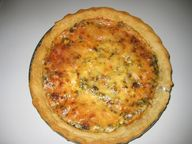 Easy Quiche Recipe -