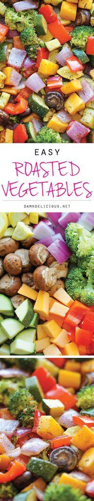 Roasted Vegetables -