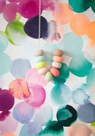 Liesl Bead Necklace