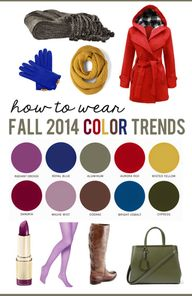 Fall Fashion Color T