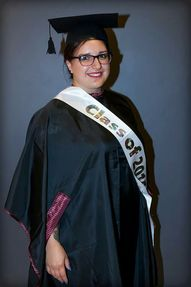 Roberta Da Silvas Graduation was very emotional and filled with Fun, Laughter and a few tears.