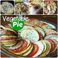 Vegetable Pie (aka V
