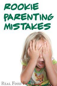 Rookie Parenting Mis