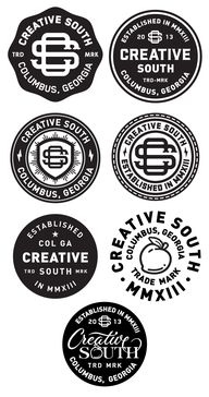 Creative-south-badge