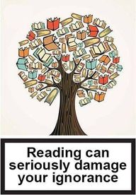 Reading can seriousl