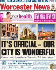 Worcester News goes