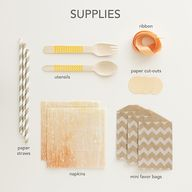Supplies to make you
