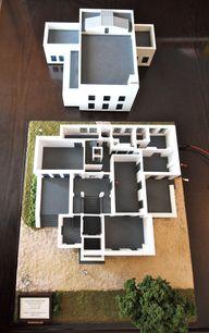 ストーンボロー邸 Stonborough Haus/Wittgenstein/立体之絵図