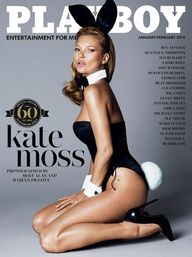 Kate Moss For Playbo