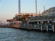 Kemah Boardwalk, Tex