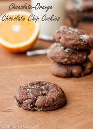 Chocolate-Orange Cho