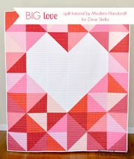 Big Love Quilt Tutor