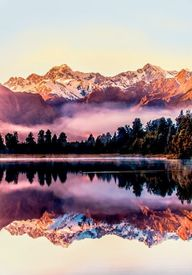 Lake Matheson - New