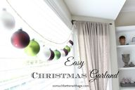 Easy Christmas Garla