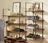 Closet Wall Shelf #p