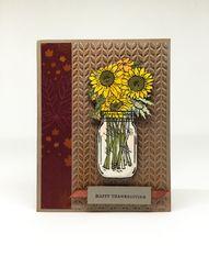 Paper Seedlings: JAR OF FALL