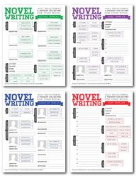 Novel Writing Brains
