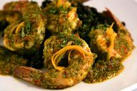 Piri Piri Shrimp by