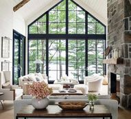 Top 70 Best Vaulted Ceiling Ideas - High Vertical Space Designs