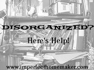 Help for disorganize