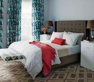 Feng Shui bedroom -