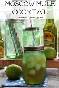 Moscow Mule Recipe -