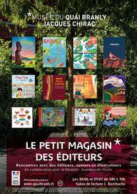 musée du quai Branly - Jacques Chirac - Production - musée du quai Branly - Jacques Chirac - Le petit magasin des éditeurs