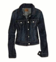 AE Dark Denim Jacket