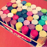 Paint Storage old or