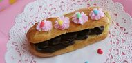 Homemade French Eclairs Recipe