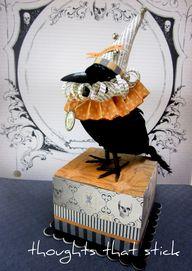 Vintage Halloween Cr