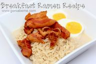 Breakfast Ramen Reci