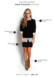 5 Work Outfits Under
