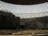 Temppeliaukio Church...